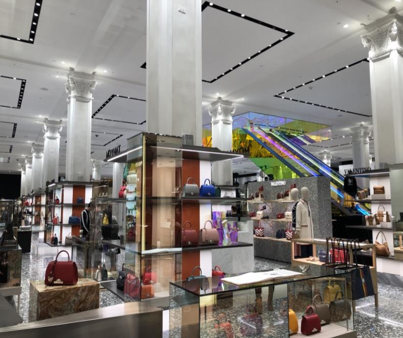 SAKS FIFTH AVENUE'S NYC INVESTMENT